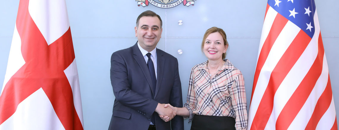 Assistant Secretary of State for Education and Cultural Affairs visits Georgia (July 10)