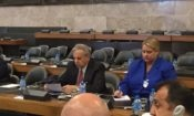 Ambassador Kelly at the Geneva International Discussions on the Conflict in Georgia. Photo: State Dept